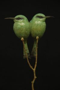 Bronze Bee Eaters