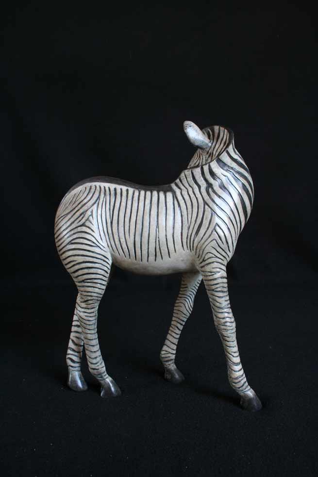 Zebra Foal II
