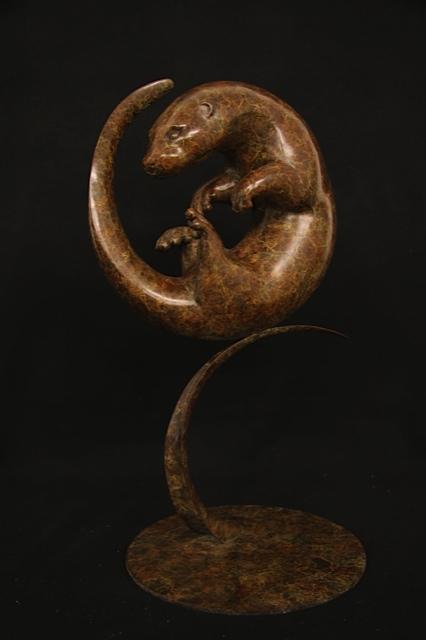 Bronze Otter