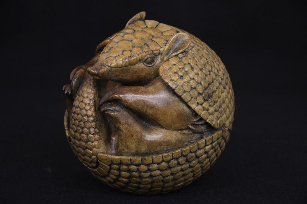 Bronze Armadillo