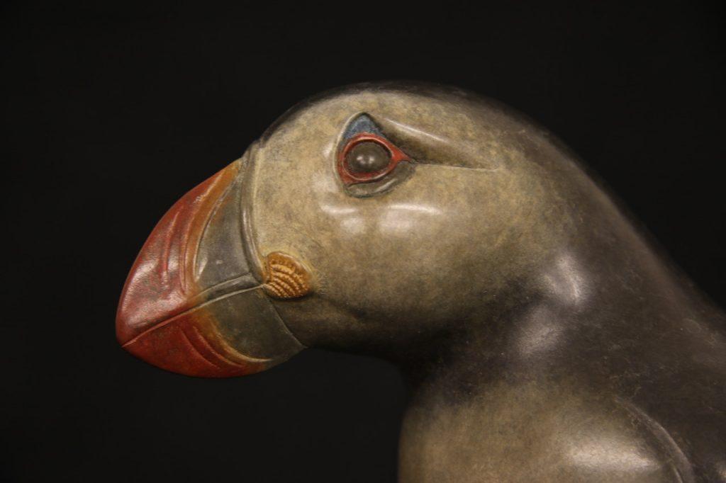 Bronze Puffin
